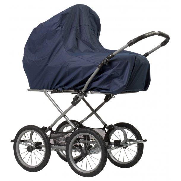 PVC regngarage til barnevogn/tvillingevogn