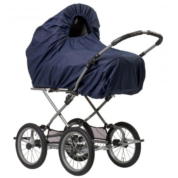 PVC regnslag til barnevogn/tvillingevogn
